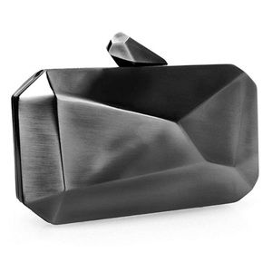 Handbags - Metallic Miniaudiere